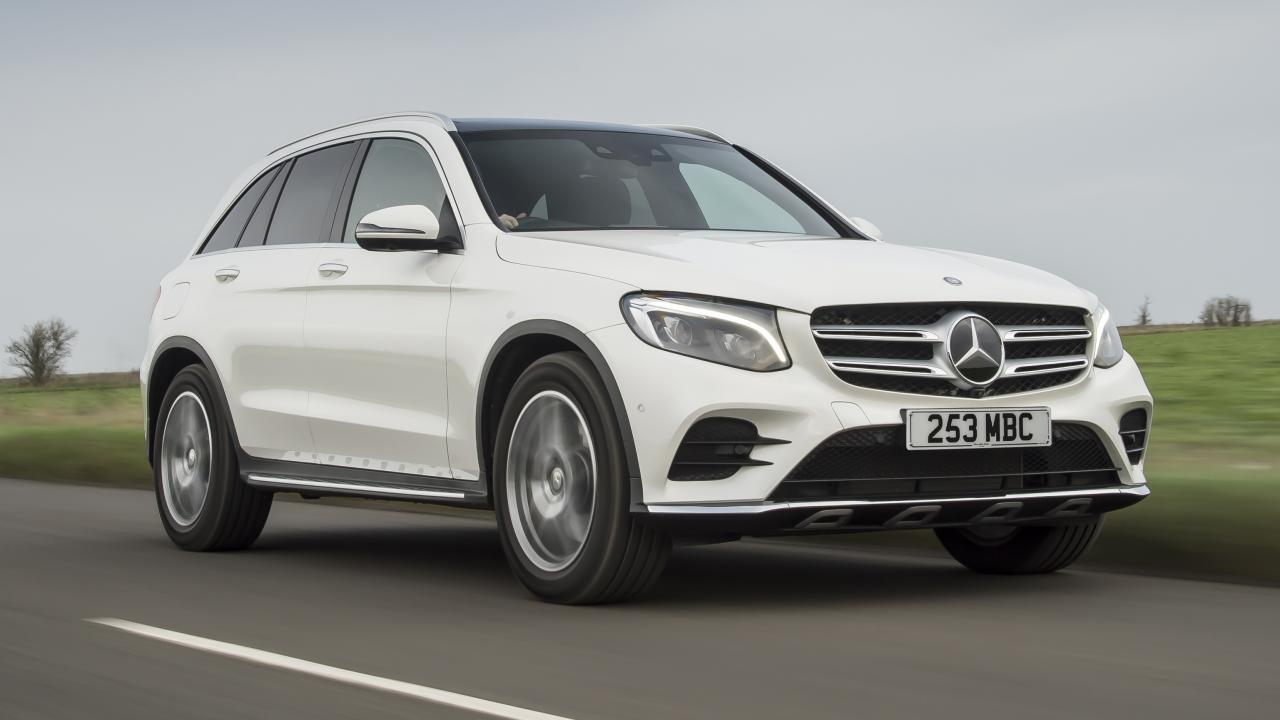 Left Hand Drive LHD BRAND NEW Mercedes-Benz GLC250 AMG